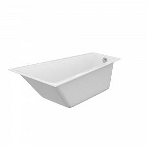 Ванна акриловая Cersanit CREA WA-CREA*160-L 160x100 см. левая