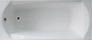 Ванна акриловая Marka one ELEGANCE  130x70 см.