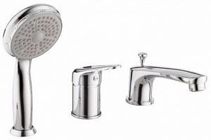 Смеситель Lemark LUNA LM4145C для ванны и душа