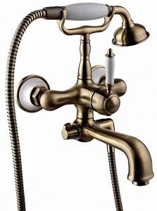 Смеситель Lemark VILLA LM4812B для ванны и душа