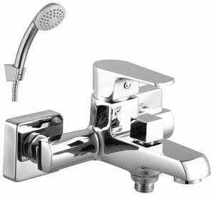 Смеситель Lemark PLUS FACTOR LM1612C для ванны и душа
