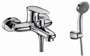 Смеситель Lemark STATUS LM4402C для ванны и душа