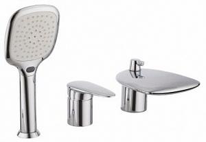 Смеситель Lemark STATUS LM4445C для ванны и душа