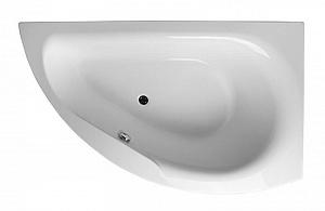 Ванна акриловая Vayer ISMENA  160x105 см. правая