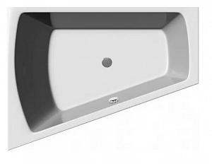 Ванна акриловая Vayer TRINITY  160x120 см.