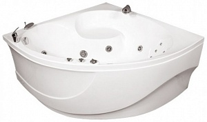 Ванна акриловая Triton ЭРИКА  140x140 см.