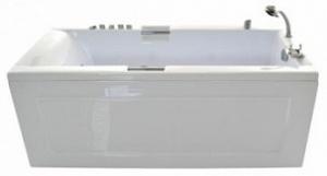 Ванна акриловая Triton АЛЕКСАНДРИЯ  160x75 см.