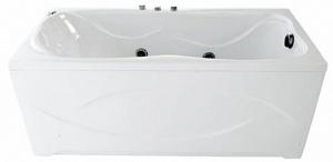 Ванна акриловая Triton ЭММА  170x70 см.