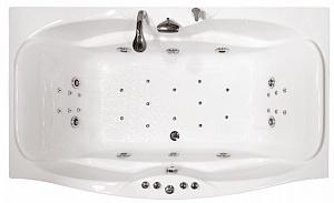 Ванна акриловая Triton ОСКАР  189x115 см.
