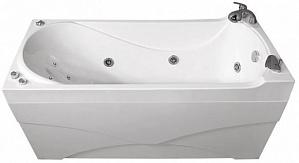 Ванна акриловая Triton ВИКИ  160x75 см.