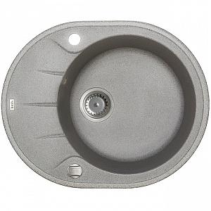 Мойка кухонная керамогранитная IDDIS KITCHEN G K07G621i87 62*50 см.
