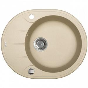 Мойка кухонная керамогранитная IDDIS KITCHEN G K09S621i87 62*50 см.