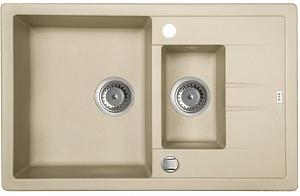 Мойка кухонная керамогранитная IDDIS VANE G V19S785i87 78*50 см.