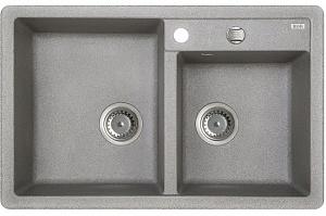Мойка кухонная керамогранитная IDDIS VANE G V22G782i87 78*50 см.
