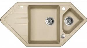 Мойка кухонная керамогранитная IDDIS VANE G V29S965i87 96*50 см.