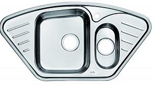 Мойка кухонная из нержавеющей стали IDDIS STRIT STR96PCi77 96,5*50,5 см.