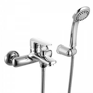 Смеситель IDDIS DISTRICT  DISSB00i02 для ванны и душа