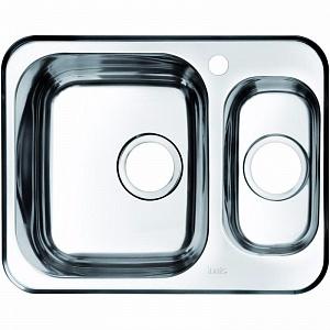 Мойка кухонная из нержавеющей стали IDDIS STRIT STR60SXi77 60,5*48 см.