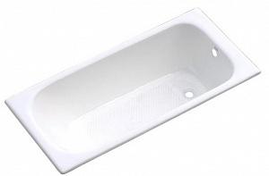 Ванна чугунная Goldman CLASSIC ZYA-8-3 130x70 см.