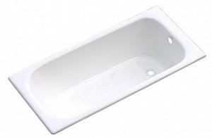 Ванна чугунная Goldman CLASSIC ZYA-8-6 160x70 см.