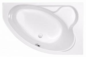 Ванна акриловая Cersanit KALIOPE WA-KALIOPE*153-P 153x100 см. правая