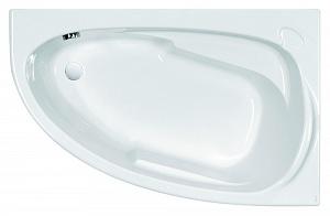 Ванна акриловая Cersanit JOANNA WA-JOANNA*150-R 150x95 см. правая