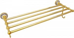 Полотенцедержатель Fixsen BOGEMA GOLD FX-78515G