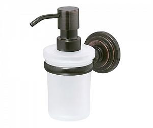 Дозатор жидкого мыла навесной WasserKRAFT ISAR K-7399
