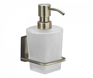 Дозатор жидкого мыла навесной WasserKRAFT EXTER K-5299