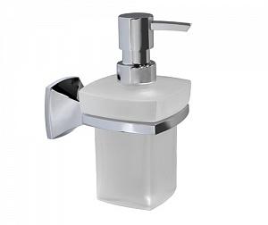 Дозатор жидкого мыла навесной WasserKRAFT WERN K-2599