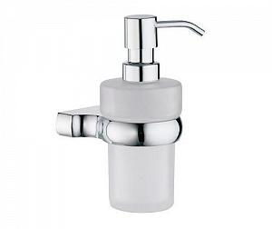 Дозатор жидкого мыла навесной WasserKRAFT BERKEL K-6899