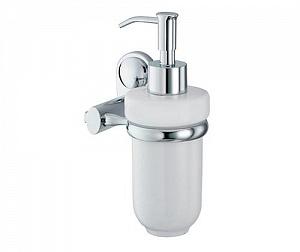 Дозатор жидкого мыла навесной WasserKRAFT MAIN K-9299C