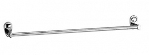 Полотенцедержатель WasserKRAFT MAIN K-9230