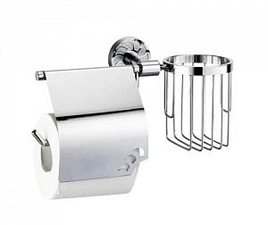 Держатель туалетной бумаги и освежителя воздуха WasserKRAFT ISEN K-4059
