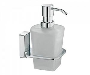 Дозатор жидкого мыла навесной WasserKRAFT LEINE K-5099