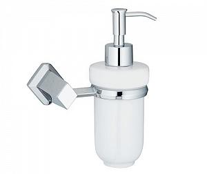 Дозатор жидкого мыла навесной WasserKRAFT ALLER K-1199C