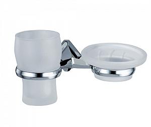 Стакан и мыльница навесной WasserKRAFT ALLER K-1126