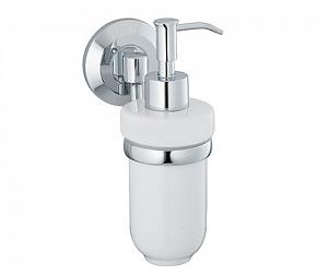 Дозатор жидкого мыла навесной WasserKRAFT RHEIN K-6299C
