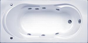Ванна акриловая BAS АХИН В 00005 170x70 см.