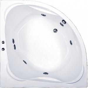 Ванна акриловая BAS РИОЛА В 00030 135x135 см.