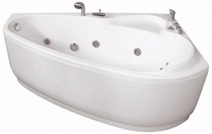 Ванна акриловая Triton ПЕАРЛ-ШЕЛЛ  163x104 см. левая