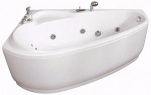 Ванна акриловая Triton ПЕАРЛ-ШЕЛЛ  163x104 см. правая