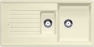 Мойка кухонная кварцевая Blanko ZIA 6S 514743
