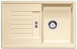 Мойка кухонная кварцевая Blanko ZIA 45 S 514728