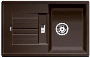 Мойка кухонная кварцевая Blanko ZIA 45 S 515070