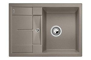 Мойка кухонная кварцевая Blanko METRA 45S COMPACT 519580