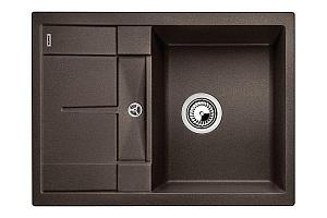 Мойка кухонная кварцевая Blanko METRA 45S COMPACT 519581