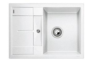 Мойка кухонная кварцевая Blanko METRA 45S COMPACT 519576