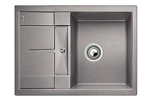 Мойка кухонная кварцевая Blanko METRA 45S COMPACT 519574