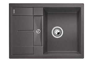 Мойка кухонная кварцевая Blanko METRA 45S COMPACT 519573